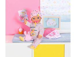 Zapf Creation BABY born Soft Touch Little Girl 36 cm