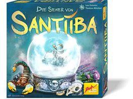 Zoch Die Seher von Santiba