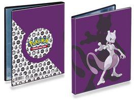 UltraPro Pokemon Mewtwo 2020 4 Pocket Portfolio