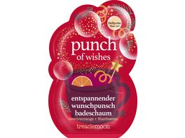 treaclemoon badeschaum punch of wishes