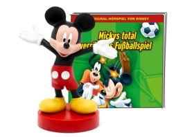 tonies Hoerfigur fuer die Toniebox Disney Mickys total verruecktes Fussballspiel