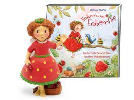 tonies Hoerfigur fuer die Toniebox Erdbeerinchen Erdbeerfee Zauberhafte Geschichten aus dem Erdbeergarten