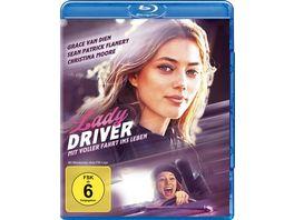 Lady Driver Mit voller Fahrt ins Leben