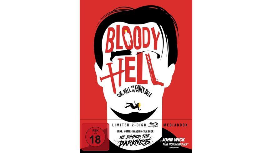 Bloody Hell - One Hell of a Fairy Tale LTD. - Limitiertes 2-BD-Mediabook samt FSK-Umleger  [2 BRs]