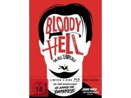 Bloody Hell One Hell of a Fairy Tale LTD Limitiertes 2 BD Mediabook samt FSK Umleger 2 BRs