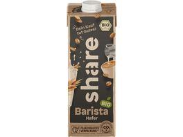 share Bio Hafergetraenk Barista