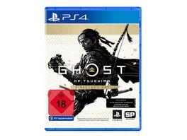 Ghost of Tsushima Director s Cut