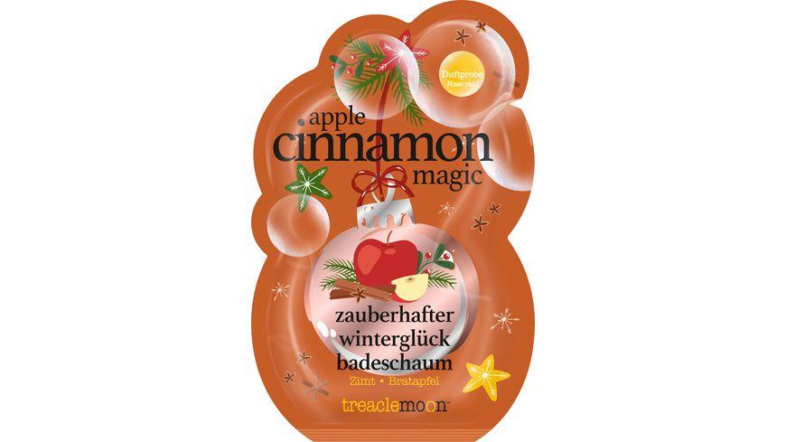 treaclemoon badeschaum apple cinnamon magic