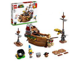 LEGO Super Mario 71391 Bowsers Luftschiff Erweiterungsset Spielzeug
