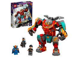 LEGO Marvel 76194 Tony Starks sakaarianischer Iron Man Action Figur