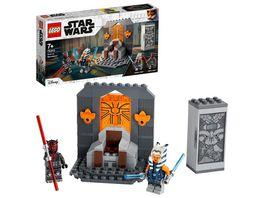 LEGO Star Wars 75310 Duell auf Mandalore mit Darth Maul Geschenkidee