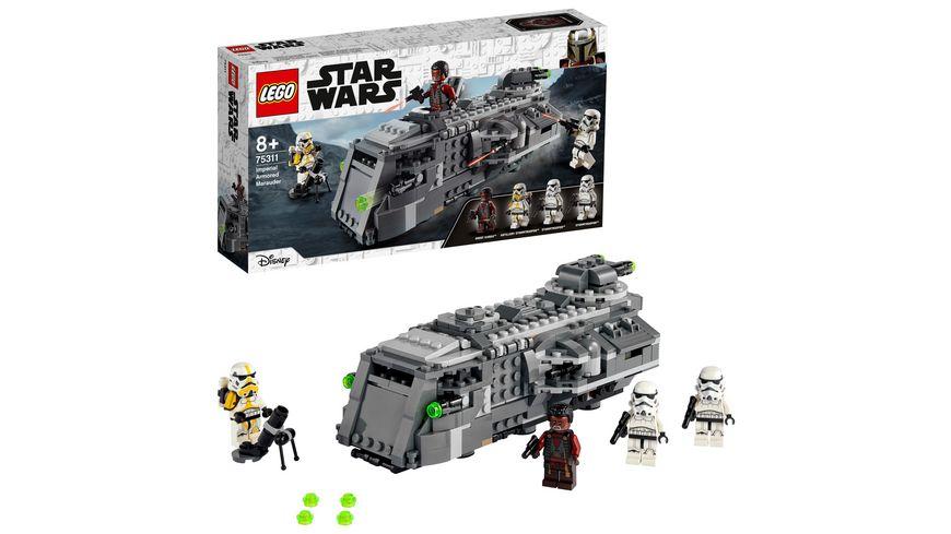 LEGO Star Wars 75311 Imperialer Marauder, Bauset, kreatives Spielzeug