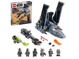 LEGO Star Wars 75314 Angriffsshuttle aus The Bad Batch Geschenkidee