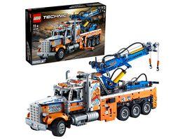 LEGO Technic 42128 Schwerlast Abschleppwagen Modellbauset Geschenkidee