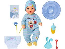 Zapf Creation BABY born Soft Touch Little Boy 36 cm