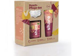 share Pflegeset 2021 Grapefruit Zitrone