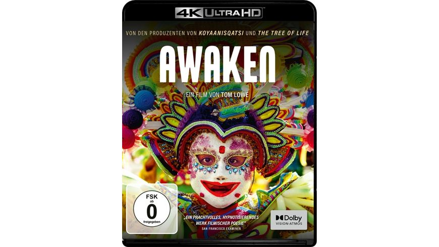 Awaken  (4K Ultra HD)