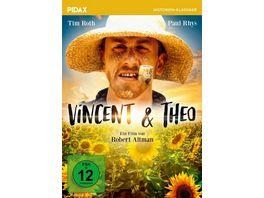 Vincent Theo Faszinierende Filmbiografie ueber die beiden Van Gogh Brueder Pidax Historien Klassiker