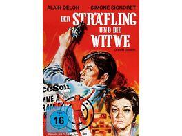 Der Straefling und die Witwe La veuve Couderc Romanverfilmung von Georges Simenon mit Starbesetzung Pidax Film Klassiker