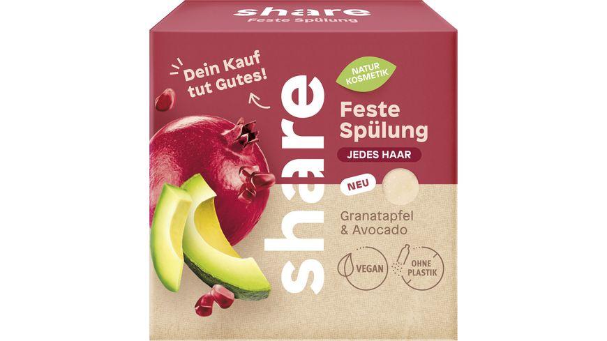 share Feste Spülung Granatapfel & Avocado