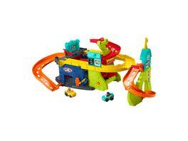 Fisher Price Little People Sitz Steh Hochhausbahn Kleinkind Spielzeug