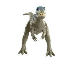Jurassic World Bruellattacke Baryonyx Chaos