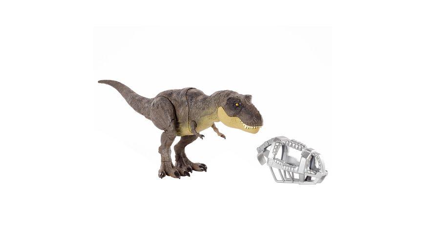 Jurassic World Stampfender Kampfaction T-Rex