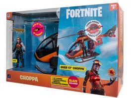 FORTNITE Choppa Helikopter