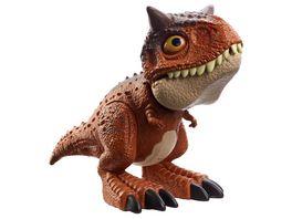 Jurassic World Beissangriff Carnotaurus Toro Dinosaurier Figur