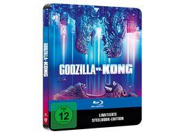 Godzilla vs Kong Ldt Steelbook