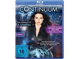 Continuum Die komplette 3 Staffel 2 BRs