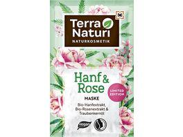 Terra Naturi Hanf Rose Maske