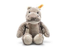 Steiff 045646 Soft Cuddly Friends Nobby Nilpferd 28 cm