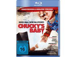 Chucky s Baby Kuck mal wer da sticht Kinoversion und Unrated Version