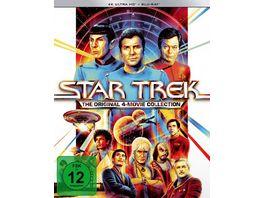 Star Trek I IV 4 Movie Collection