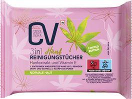 CV 3in1 Hanf Reinigungstuecher 25 Stk