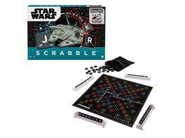 Scrabble Star Wars Edition Familienbrettspiel ab 10 Jahren
