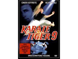 Karate Tiger 9 Uncut