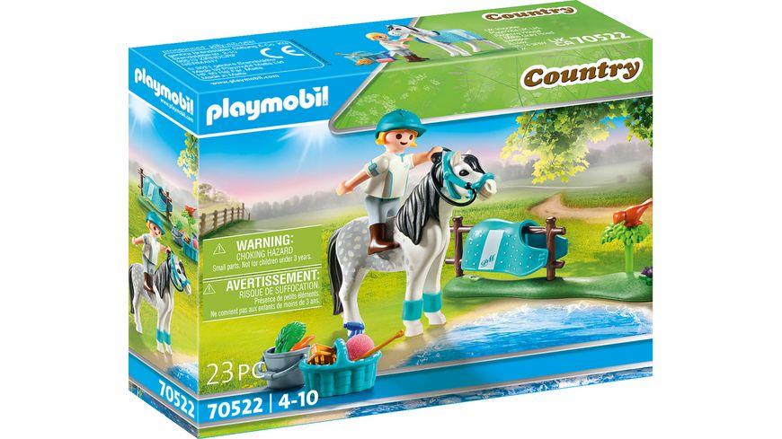 "PLAYMOBIL 70522 - Country - Sammelpony ""Classic"""