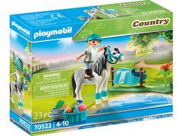 PLAYMOBIL 70522 Country Sammelpony Classic