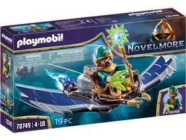 PLAYMOBIL 70749 Novelmore Violet Vale Magier der Luefte