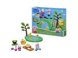 Hasbro Peppa Pig Picknick mit Peppa