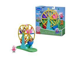 Hasbro Peppa Pig Spass auf dem Riesenrad