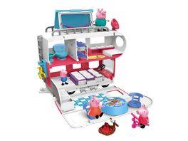 Hasbro Peppa Pig Wohnmobil von Familie Wutz