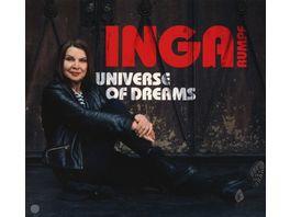 Universe of Dreams Hidden Tracks CD Digipak
