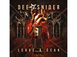 Leave A Scar Vinyl