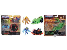 Masters of the Universe Eternia Mini Vehicles and Creatures 1 Stueck sortiert