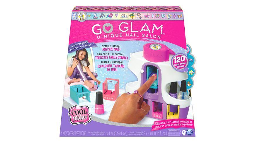 Spin Master - Cool Maker Go Glam Unique Nagel Salon