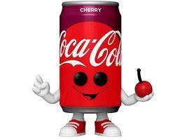 Funko POP Coca Cola Cherry Coke Can Metallic Vinyl