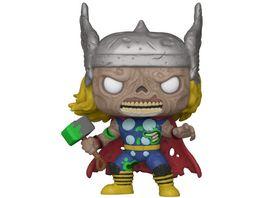 Funko POP Marvel Zombies Thor Glow Vinyl